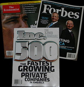 Read Top Business Magazines To Expand Your Marketing Skills